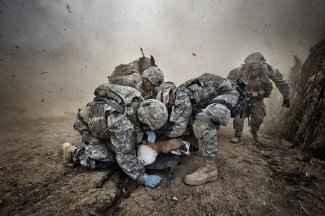 Hypnosis War Veteran PTSD