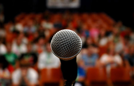 public speaker hypnosis