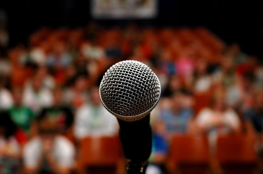 Hypnosis for Public Speaking